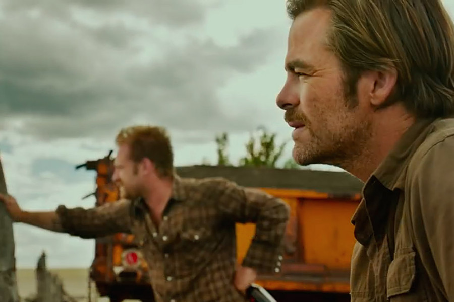 Hell or High Water Chris Pine