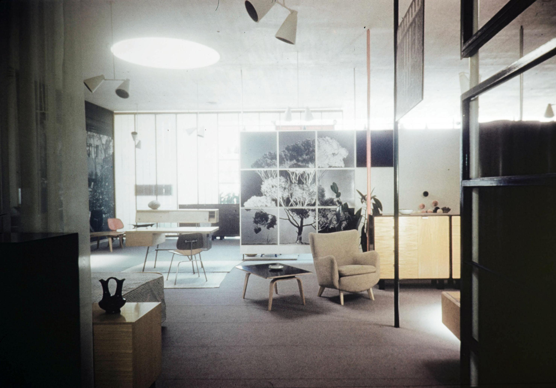 Herman Miller showroom, 1949