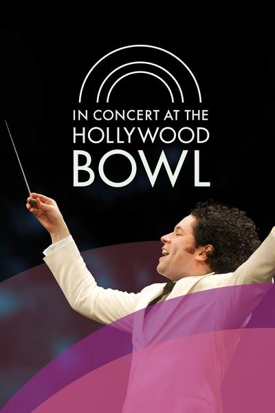 In Concert At The Hollywood Bowl Poster