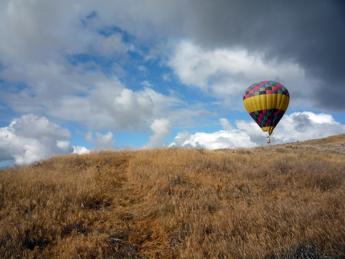Hot Air Ballooning (2)