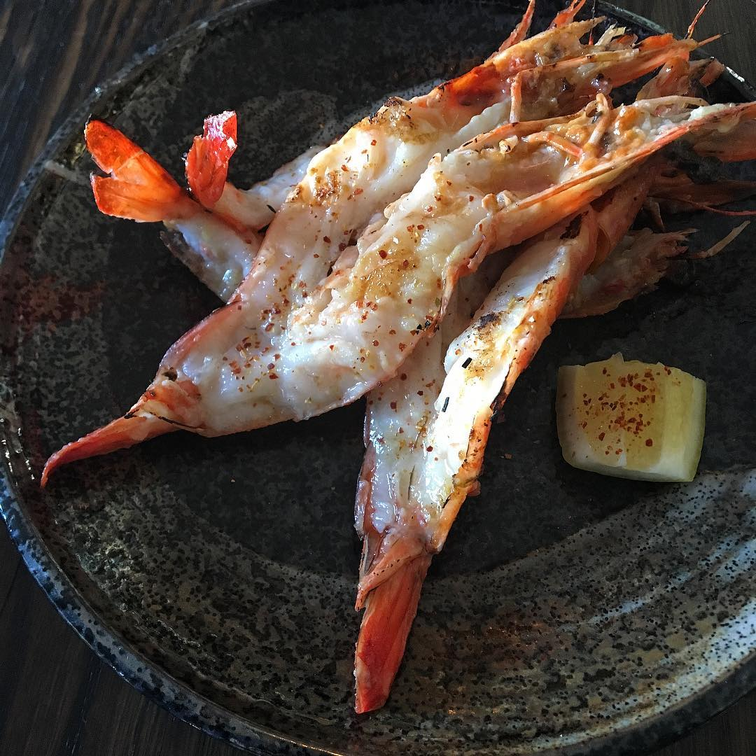 Koji Marinated Shrimp | Courtesy of Tsubaki