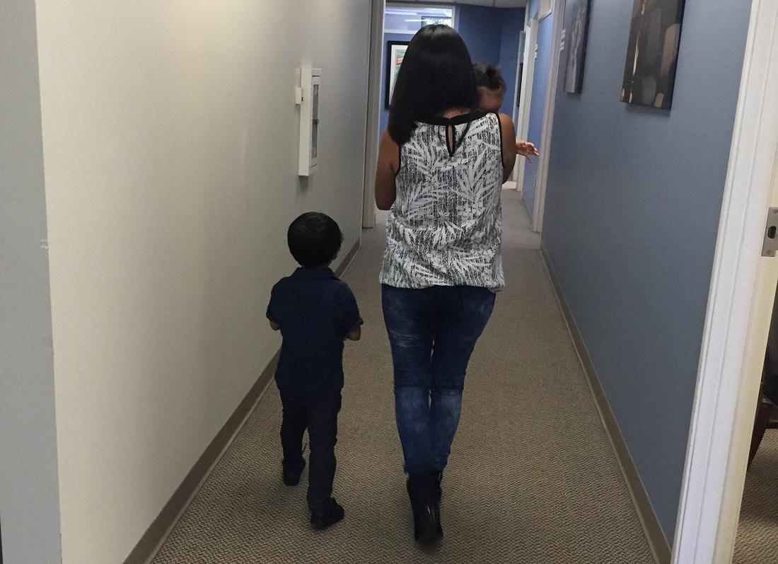Unaccompanied Minors - Health Service