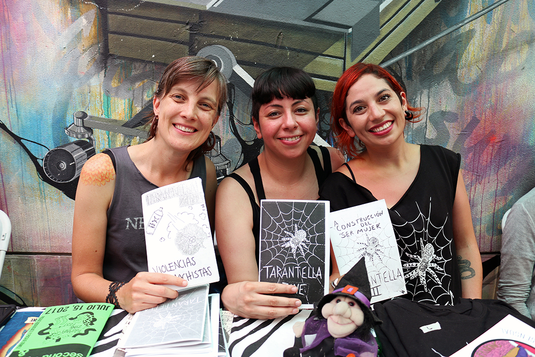 Tarantella Zine from Tijuana, Mexico City, and San Diego | Samanta Helou Hernandez