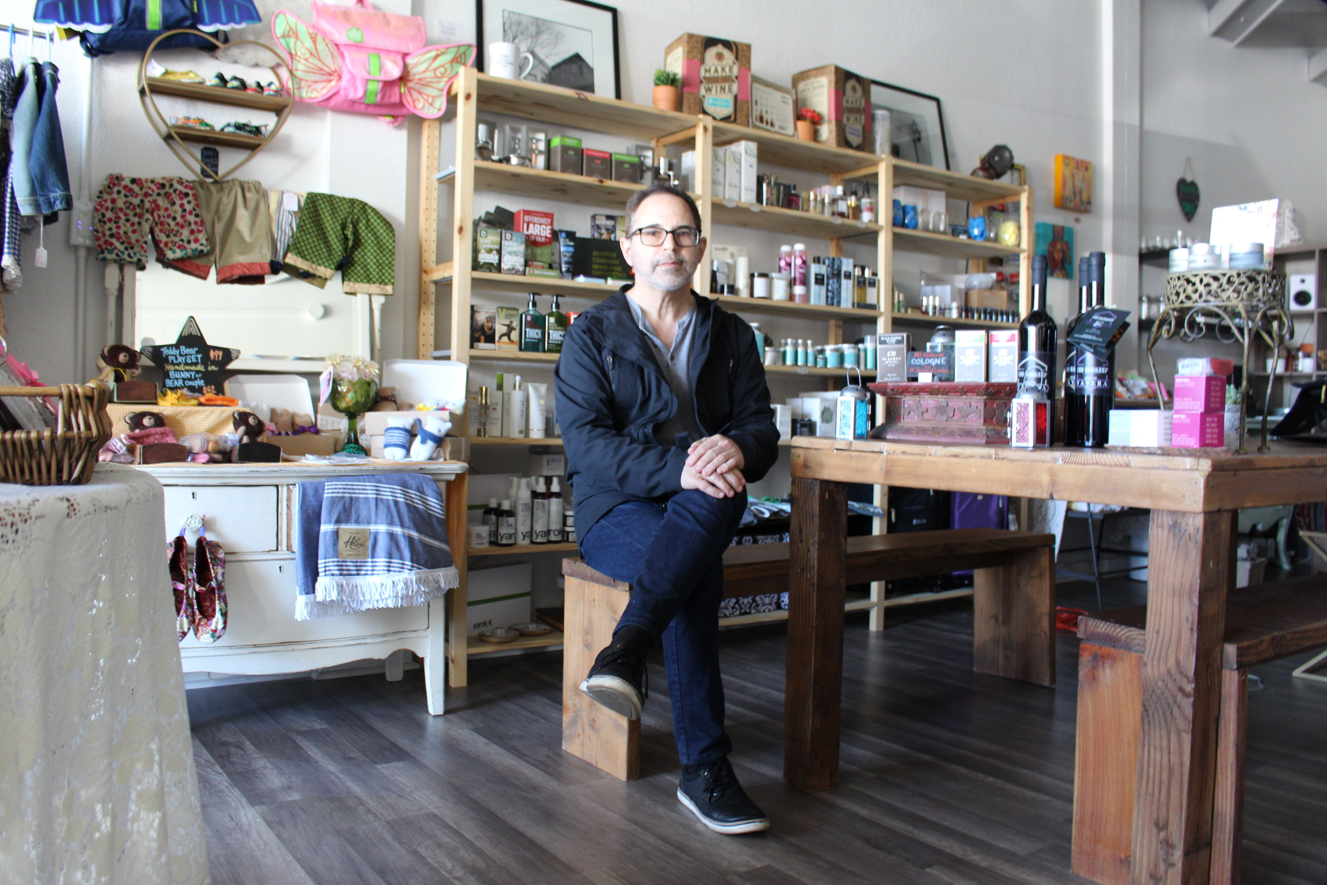 Playa del Rey business owner Jim Iacono is still waiting for his small business loan. | Karen Foshay