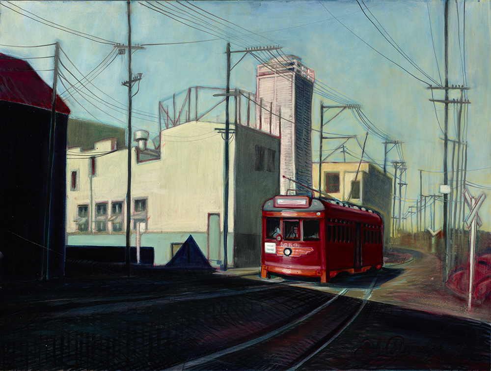 "John Reynolds, ""Industrial LA.""   Image: Courtesy of Jane Lynch."