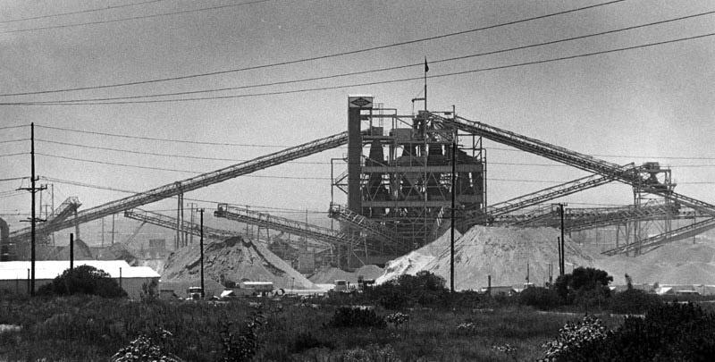Irwindale Rock Quarry