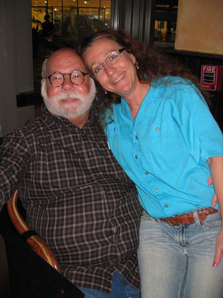 Jack Ohringer with his wife, Jamie Szabadi | Courtesy Jamie Szabadi