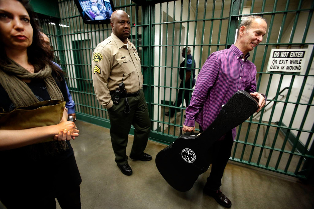 Jail Guitar Doors USA volunteers