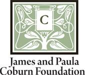 James and Paula Coburn Foundation - C Logo