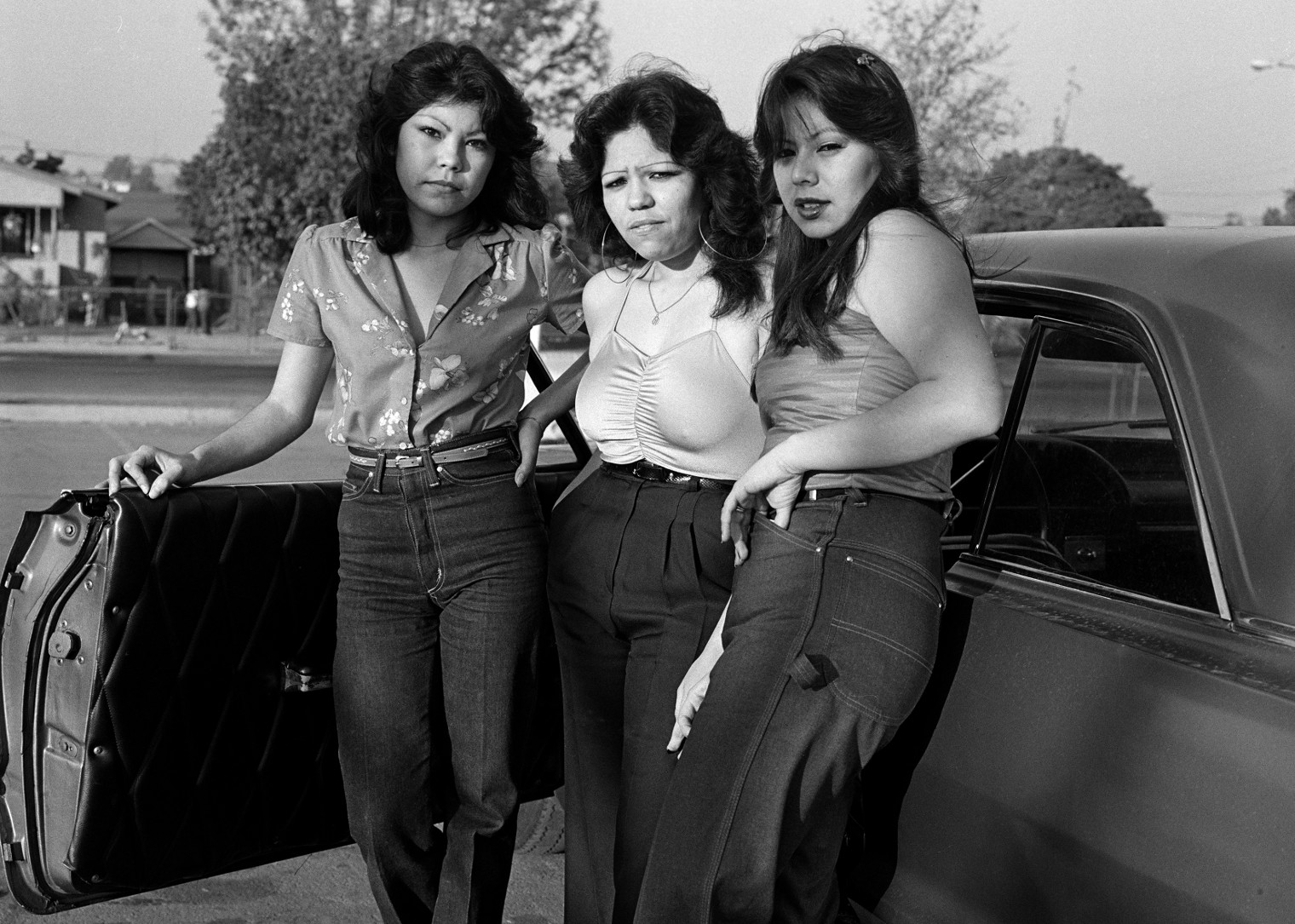 "Janette Beckman, ""Rivera Bad Girls"""
