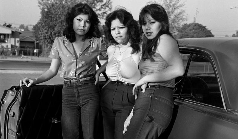 "Janette Beckman, ""Rivera Bad Girls"""