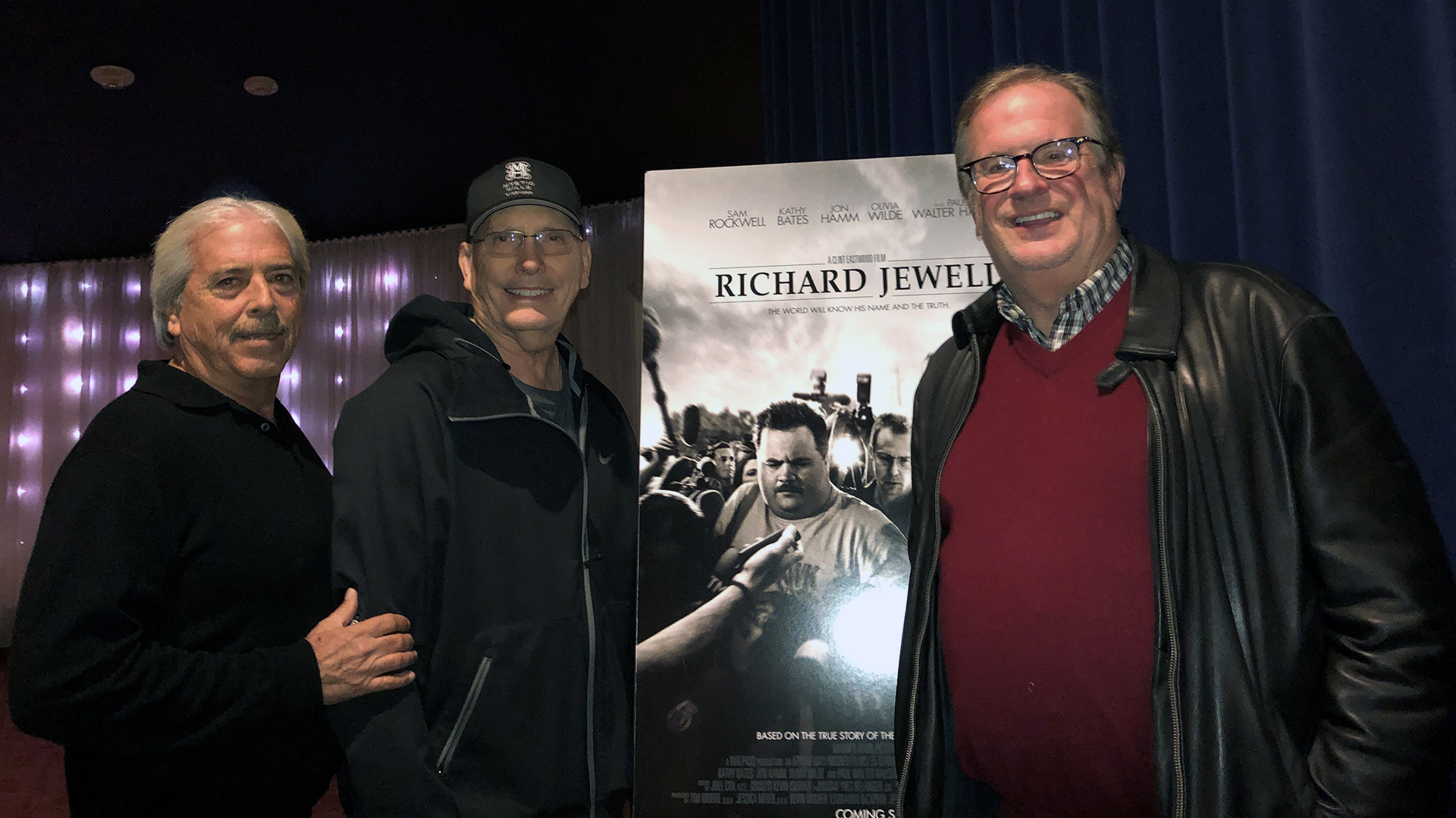 Supervising Sound Editor Alan Murray and Film Editor Joel Cox join Pete Hammond at the KCET Cinema Series