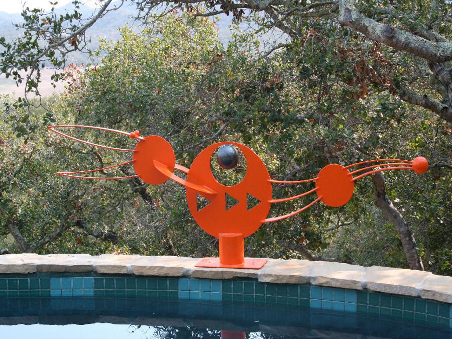 Jim Jacobson sculpture