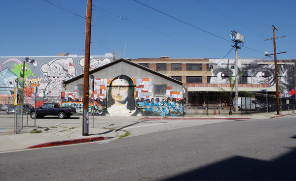 Roaming The Street Arts District Kcet