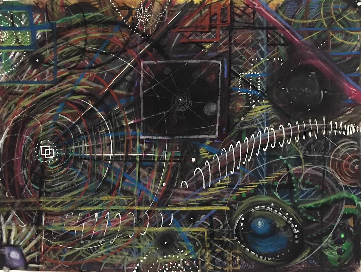 Jon Harguindeguy art