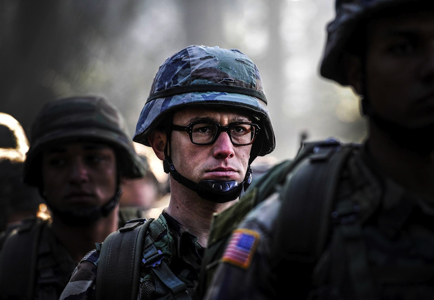 "Joseph Gordon-Levitt in ""Snowden"""