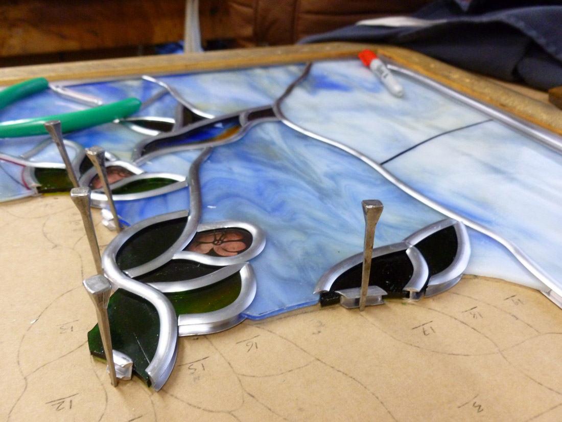 Stained Glass Studios: Judson (2)