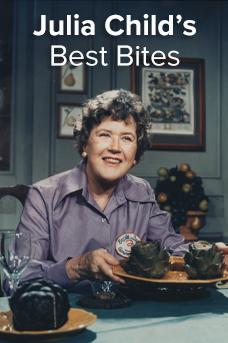 Julia Child's Best Bites