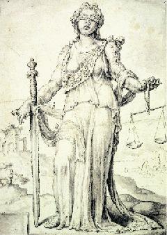 Justitia | Maarten van Heemskerck, 1556