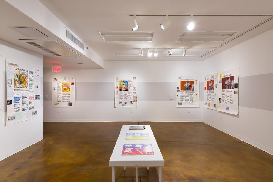 """Kang Seung Lee, """"Untitled (Artspeak?)"""""""