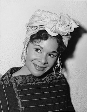 Katherine Dunham | Phyllis Twachtman, World Telegram staff photographer via Wikimedia Commons