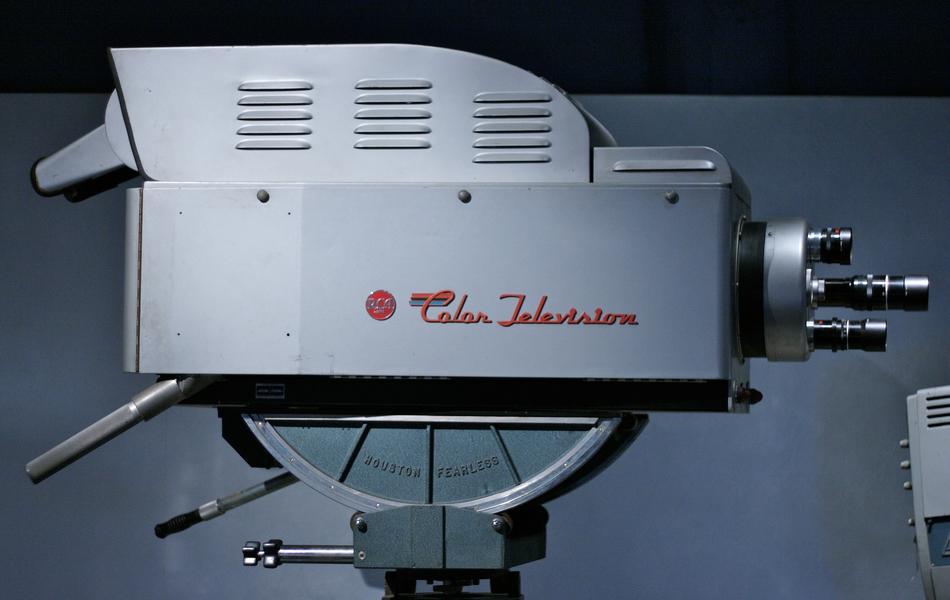 RCA Color Camera