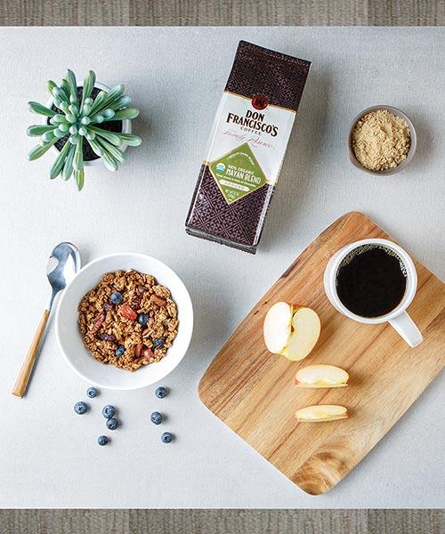 Don Francisco coffee | Courtesy of Gaviña Coffee Company  