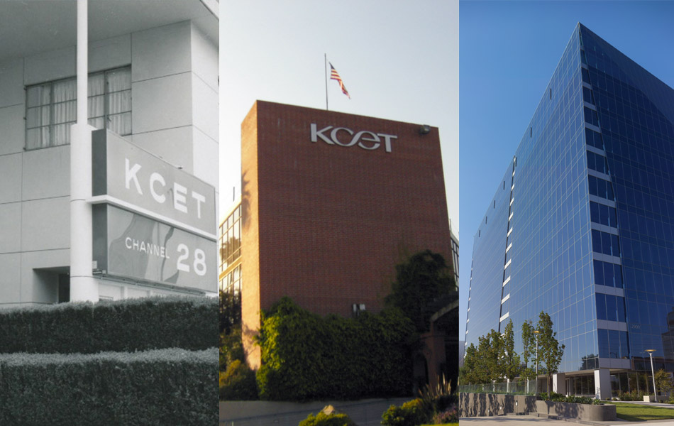 KCET Studio Montage