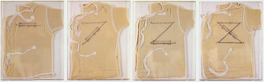 Mary Kelly, Post-Partum Document, 1973-1979, Generali Foundation | Werner Kaligofsky