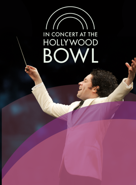 IN CONCERT AT THE HOLLYWOOD BOWL Key Art
