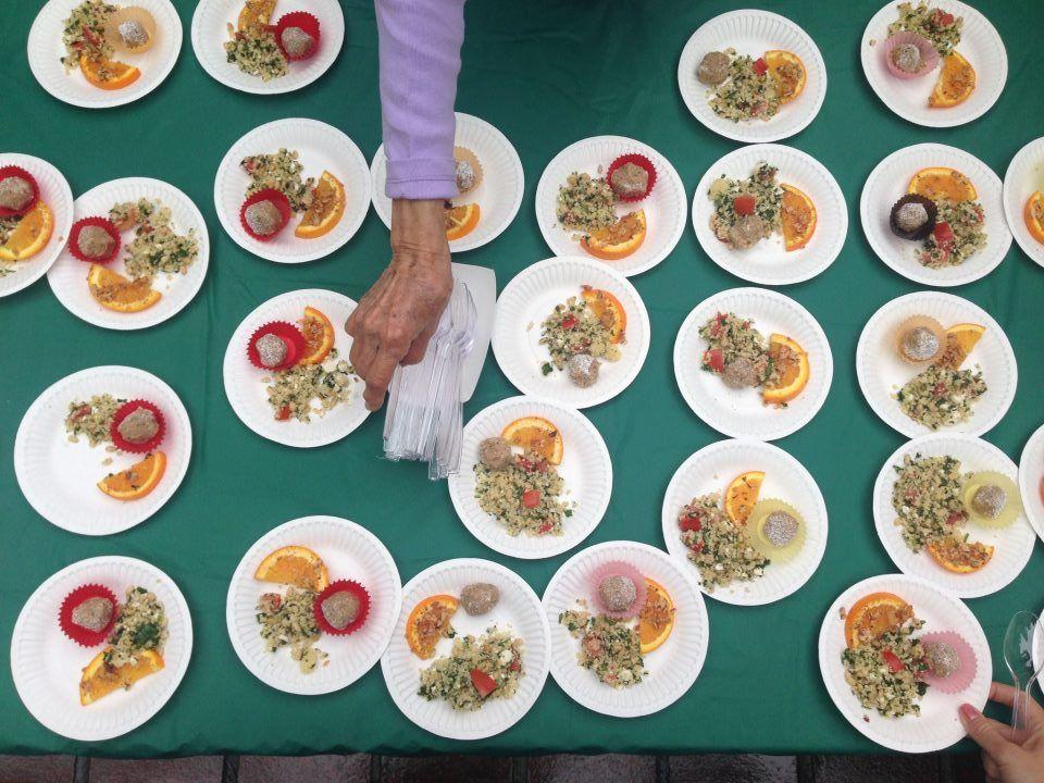 Culinary Historians Reception
