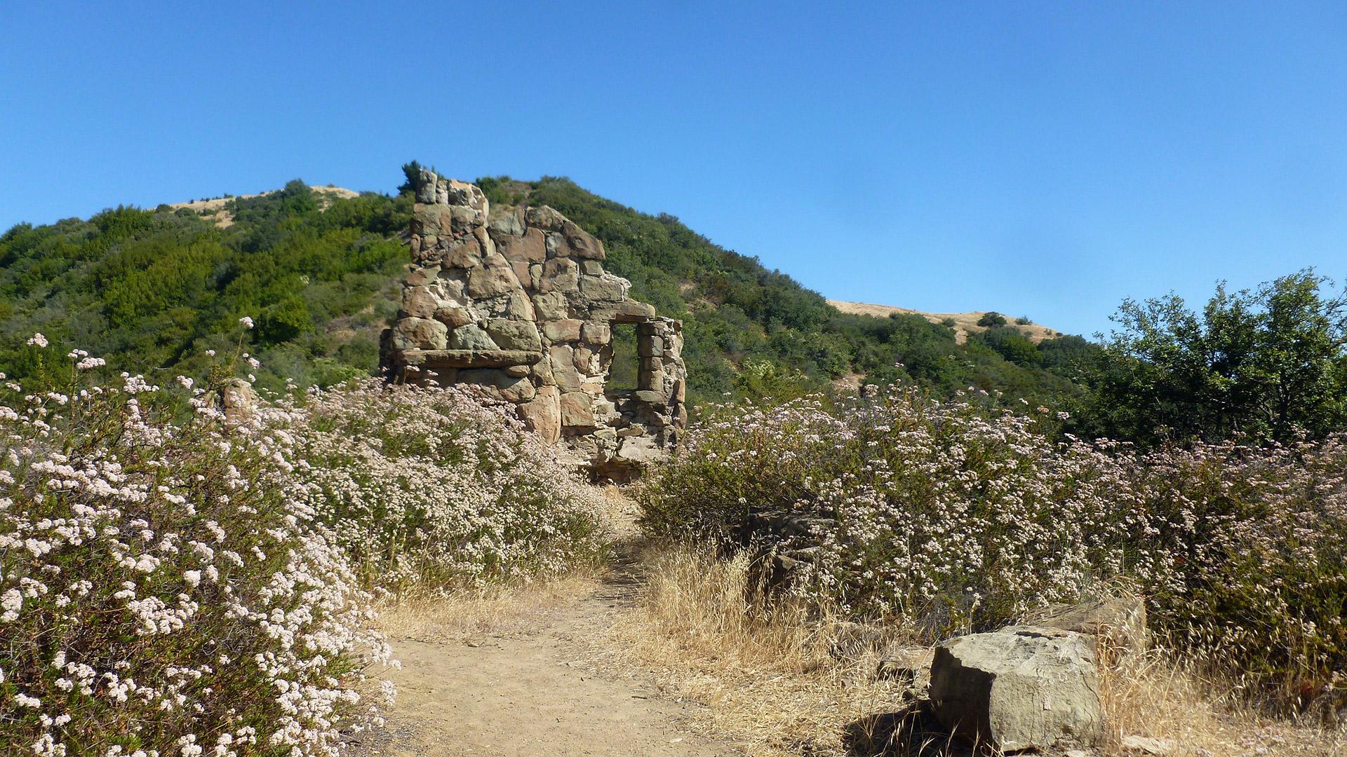 Remains of Knapp's Castle