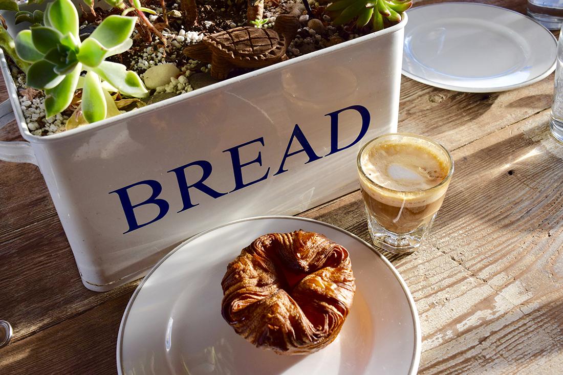Kouign-amann and espresso at Bob's Well Bread | Danny Jensen