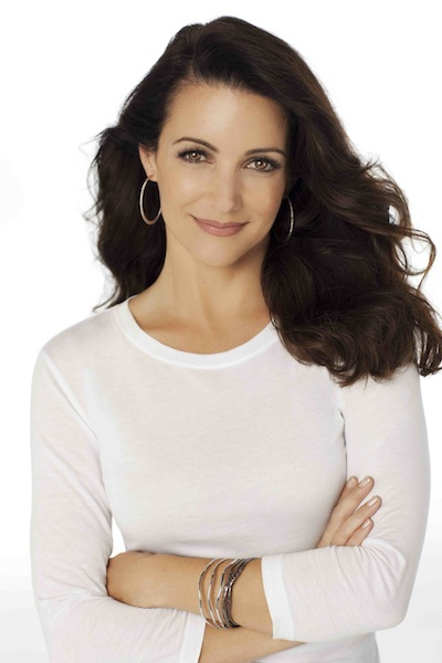 Kristin Davis Headshot by Russell James