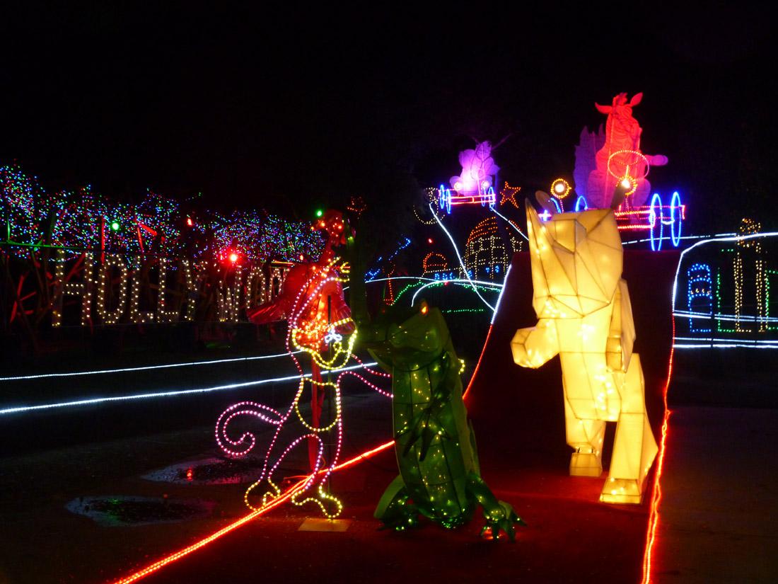 L.A. Zoo Lights (4)