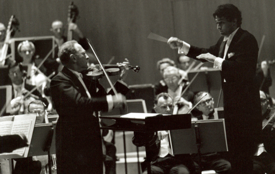 Zubin Mehta conducts the L.A. Philharmonic
