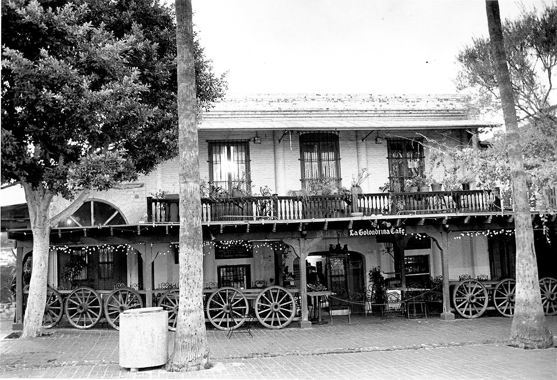 La Golondrina, Pelanconi House