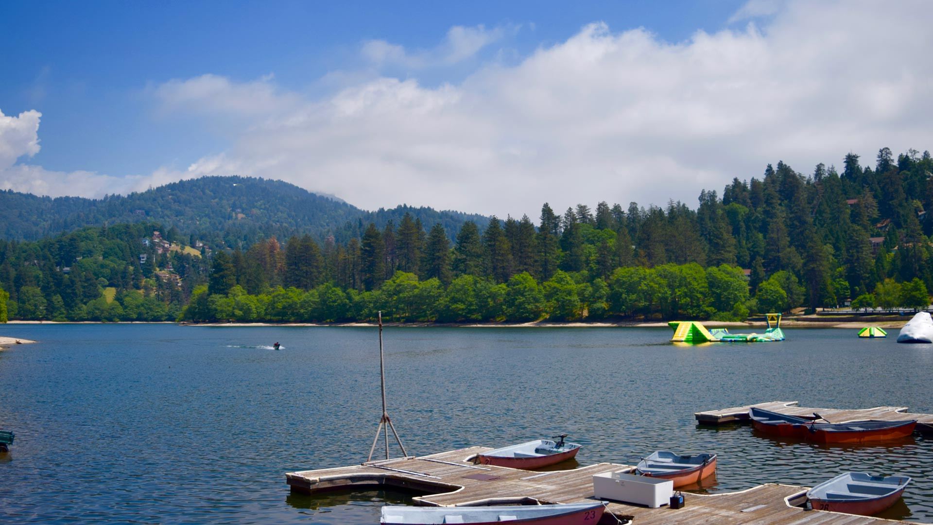 Lake Gregory The Hidden Gem of the San Bernardino Mountains