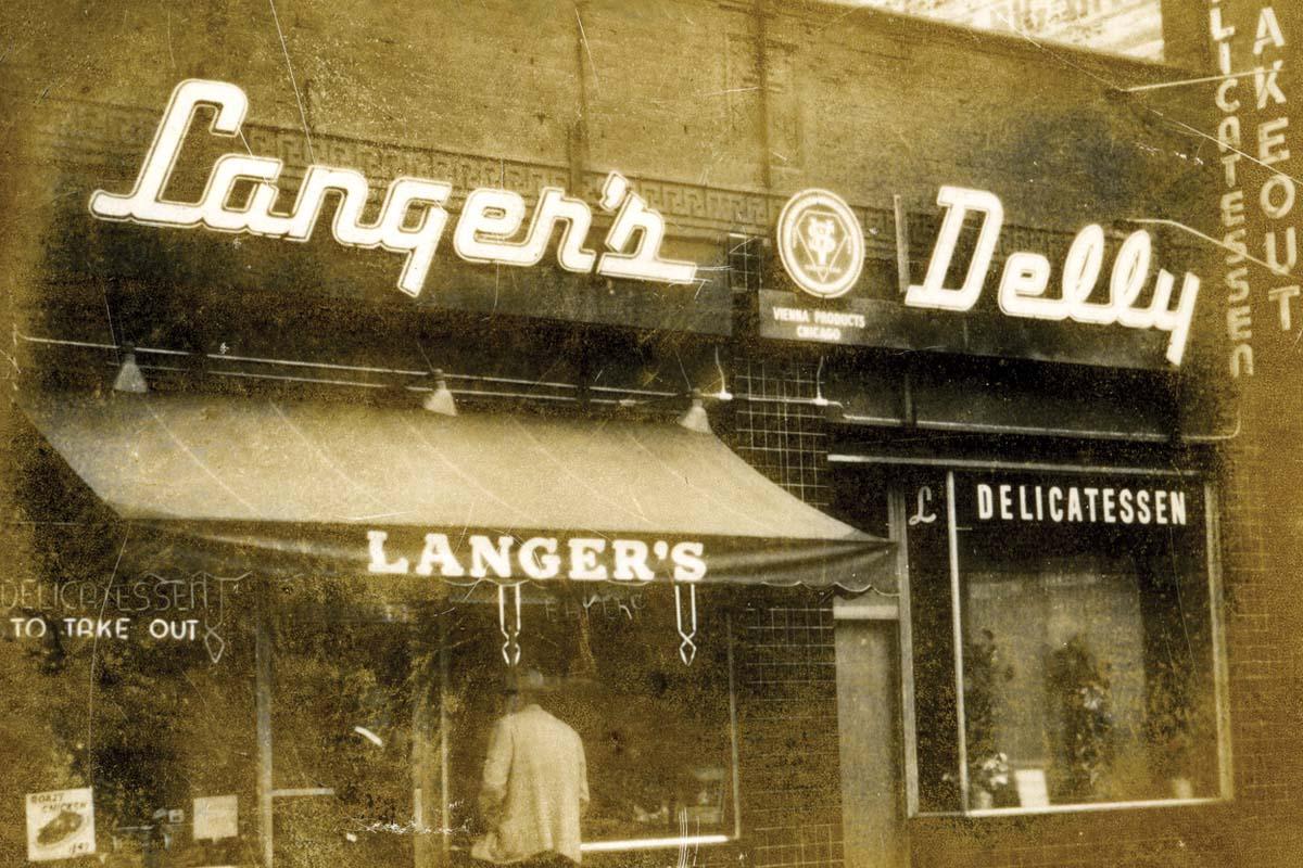 Langer's Deli | Courtesy of Langer's MKs3
