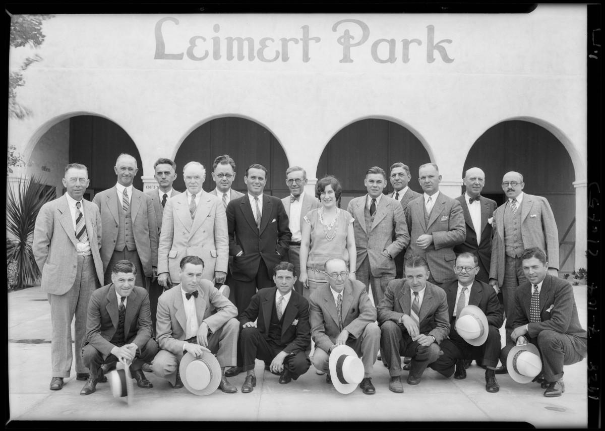 Leimert Park founders