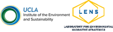 IOES/LENS logos (horizontal)