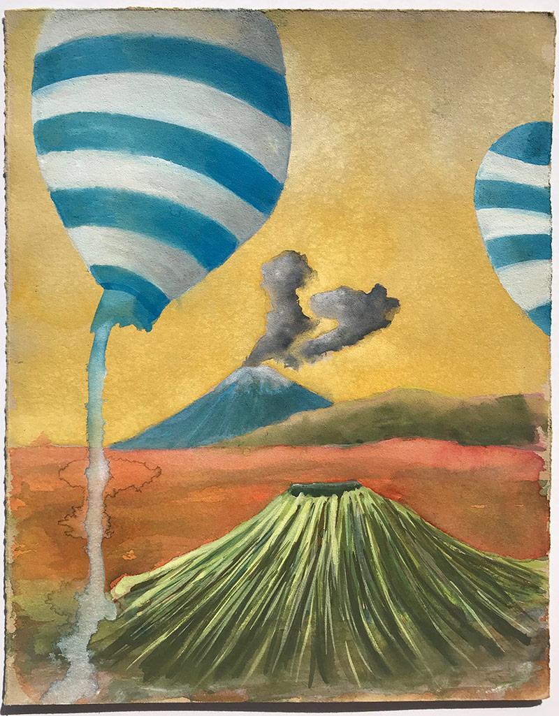 "Lisa Adams, ""Untitled 2,"" 2020. | Courtesy of the artist"