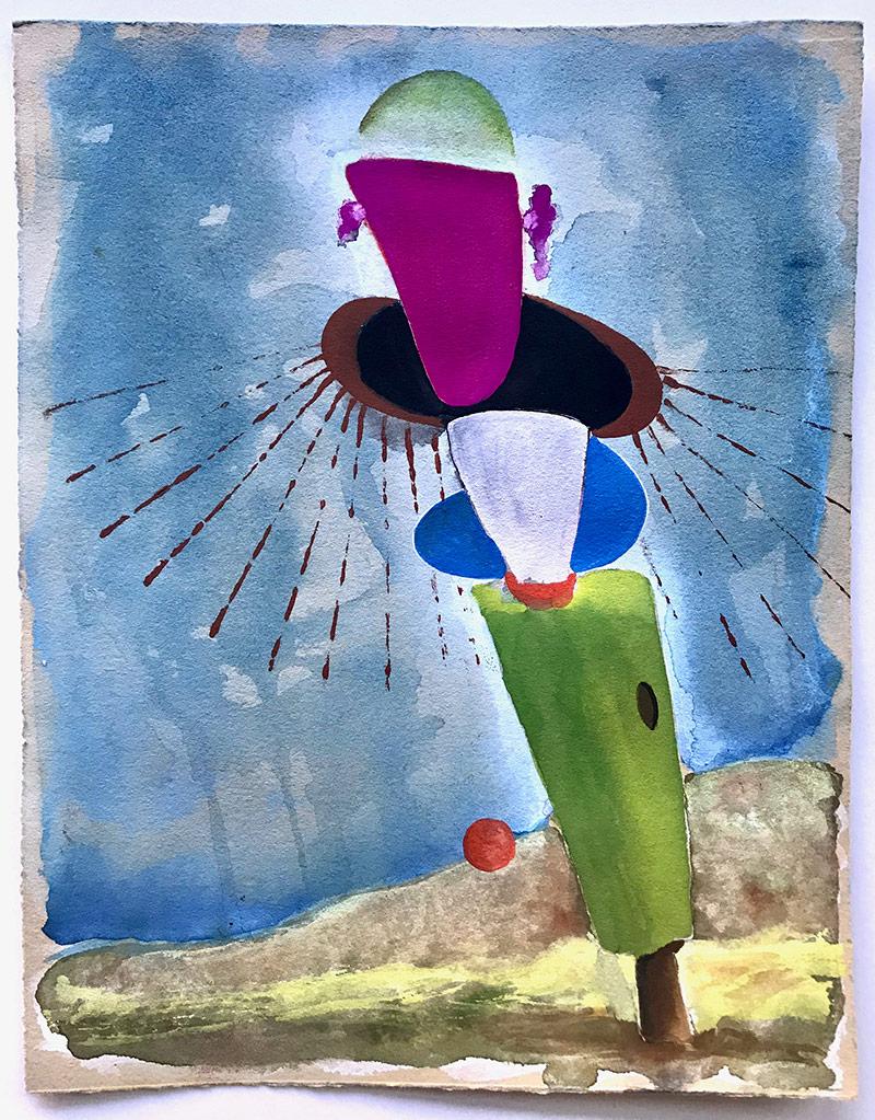 "Lisa Adams, ""Untitled 3,"" 2020. | Courtesy of the artist"