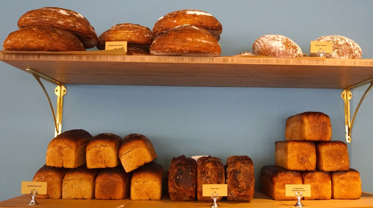 Bread at Friends & Family | Jules Exum