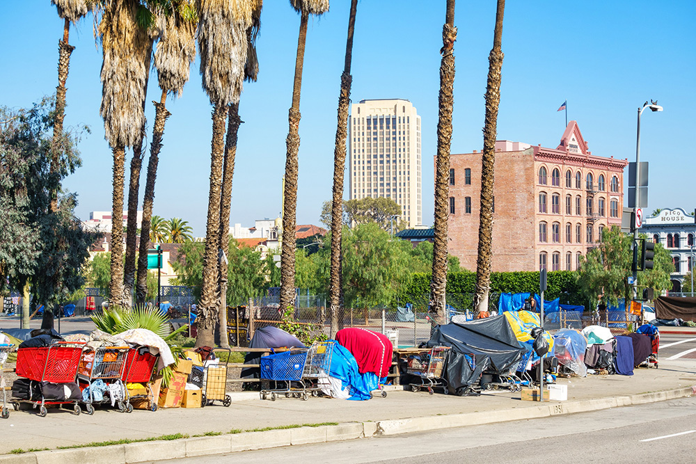 Los Angeles Encampment