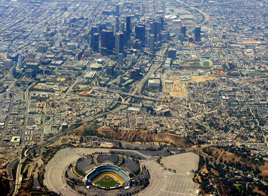 Los Angeles Dodger Stadium