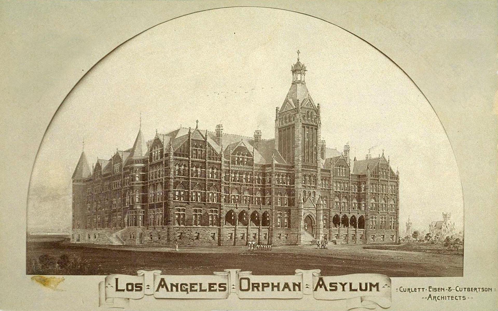 Los Angeles Orphan Asylum