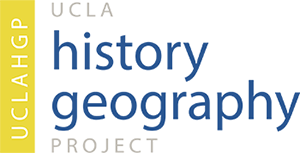 UCLA History Geography Project