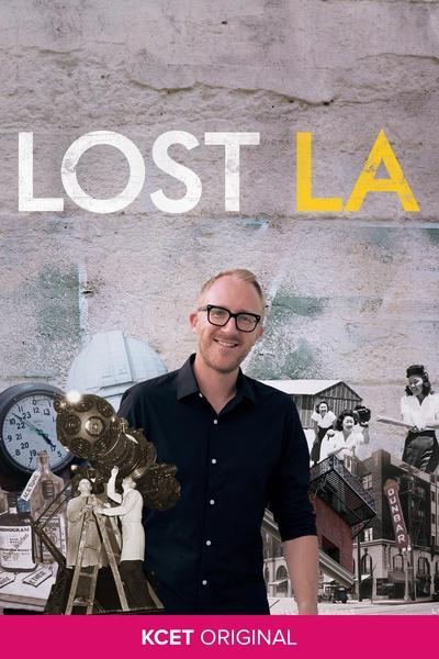 Lost LA Poster