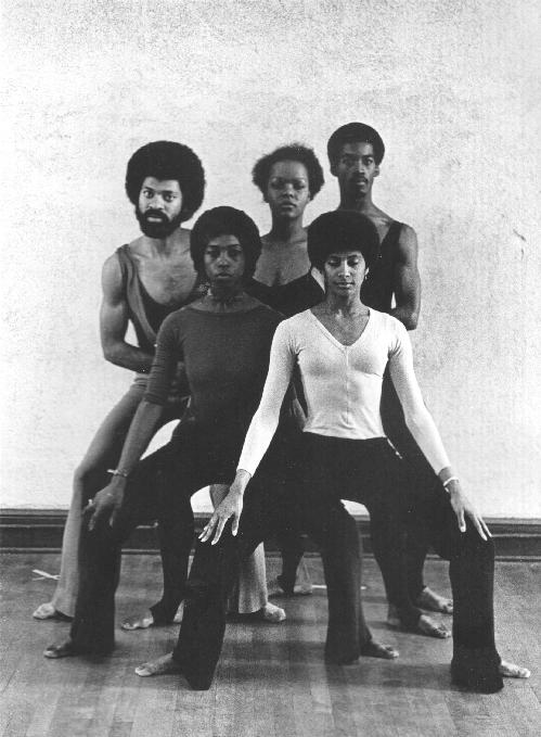 UCLA Dancers
